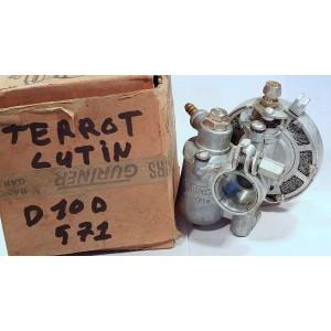 carburateur D10D Terrot Lutin