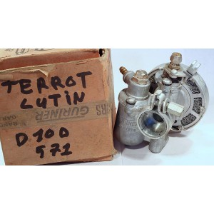 carburateur D10D Terrot Lutin