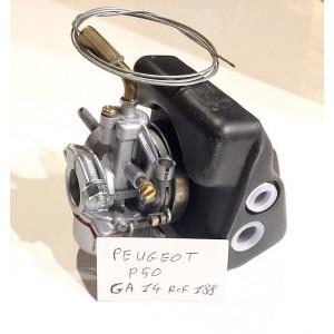 carburateur  peugeot P50 GA14 188