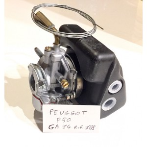 carburateur  peugeot P50 GA14 188