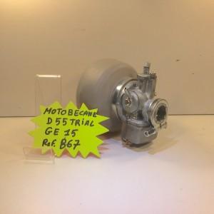 Motobecane D55 TRIAL A KICK GE15 867