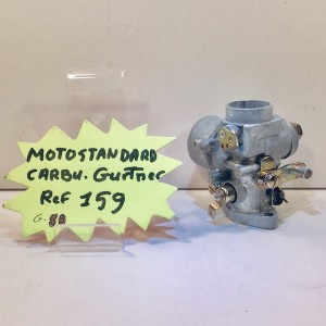 Motoculteur Motostandard Carbu Z14,5 159